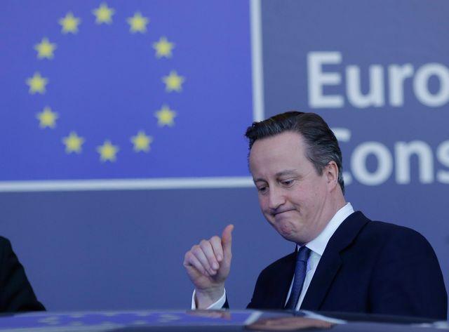 David Cameron est parvenu à négocier avec ses partenaires européens
