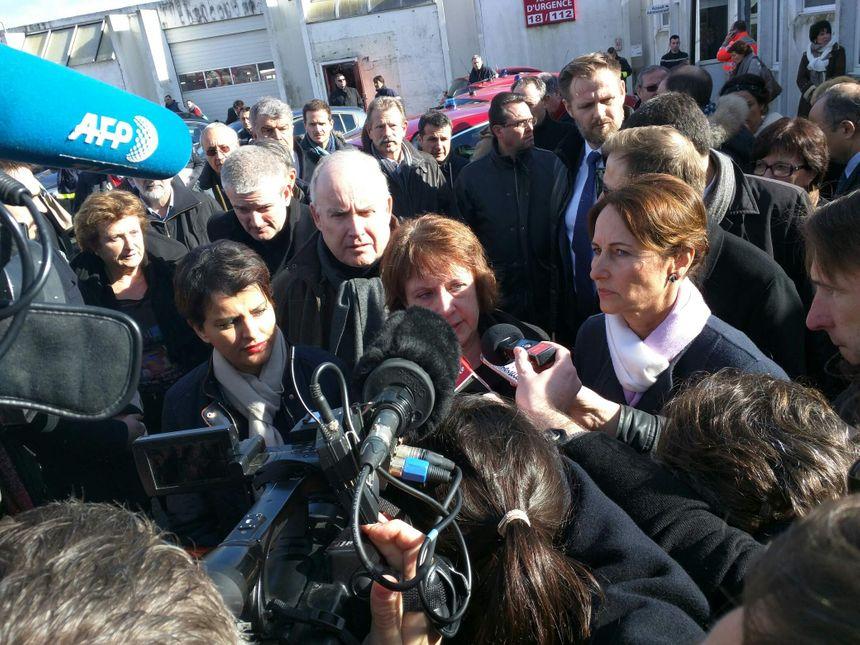 La conférence de presse de la procureure de la République de La Rochelle