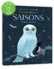 Magnifique album CD «Les contes des saisons» de Jacques Perrin & Stéphane Durand