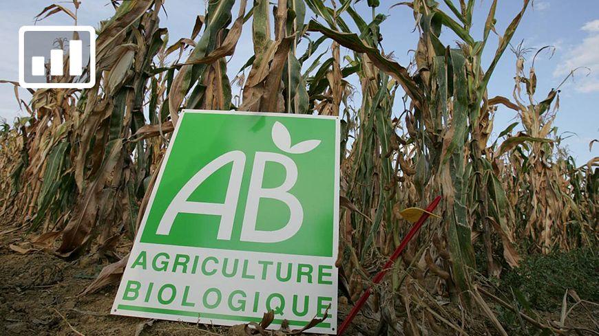 Le label français qui certifie un produit biologique.