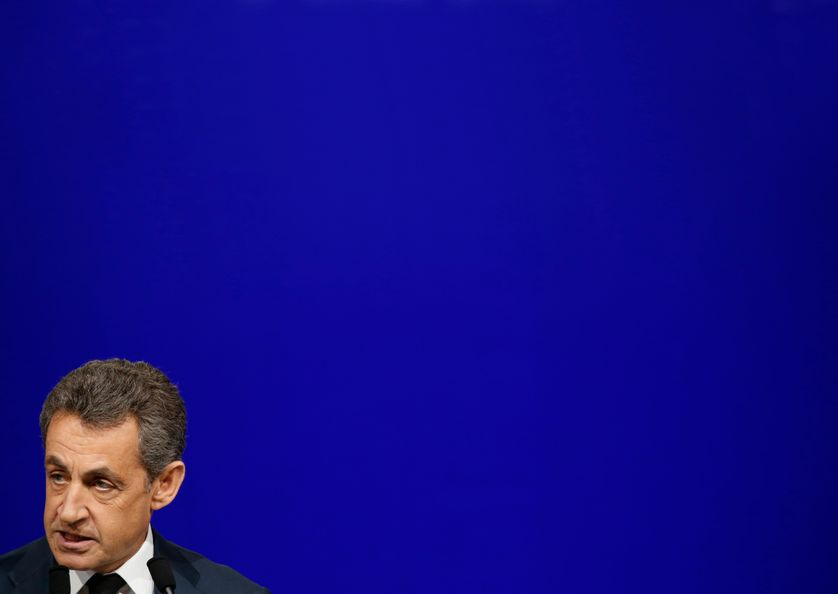 Nicolas SARKOZY au Conseil National LR ce week-end