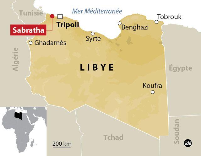 Raid aérien américain en Libye