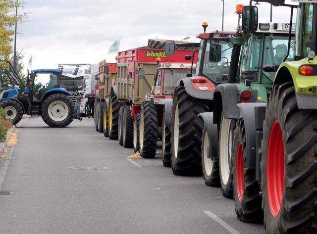 Les agriculteurs en colère vont poursuivre leurs actions