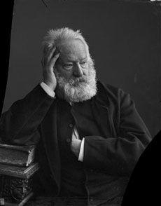 Victor Hugo se tenant la tête  1878