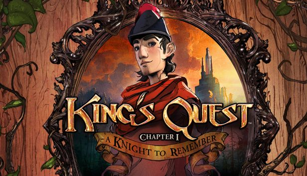 "King's Quest Chapter I ""A knigt to remember"""