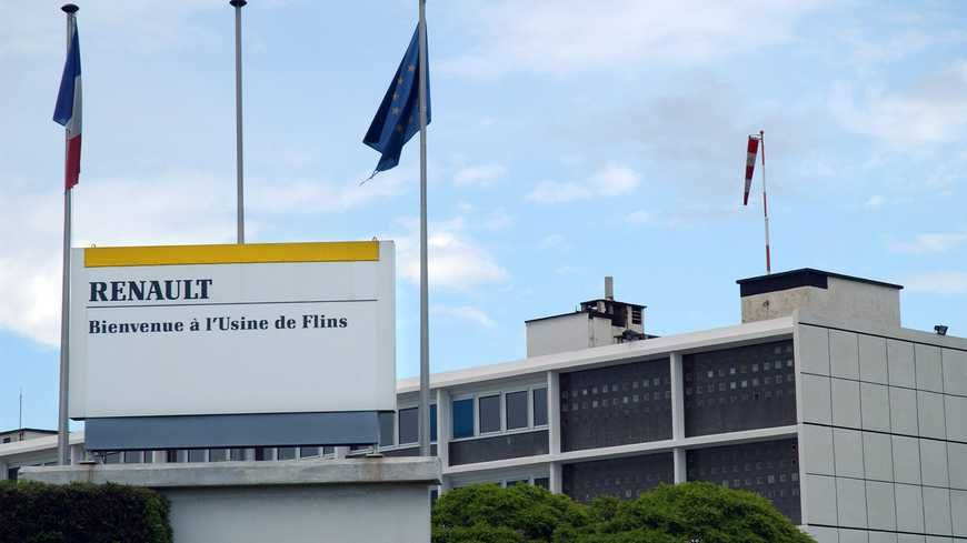 Renault l 39 usine de flins recrute 120 personnes for France bleu orleans cuisine