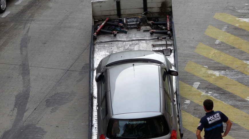 900 véhicules sont envoyés à la fourrière de Fondeyre par mois.