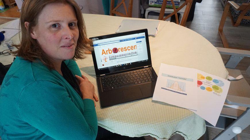 Catherine Viès, future directrice de l'école Arborescences à Colomiers