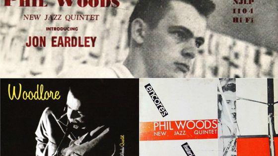 Montage pochettes Phil Woods