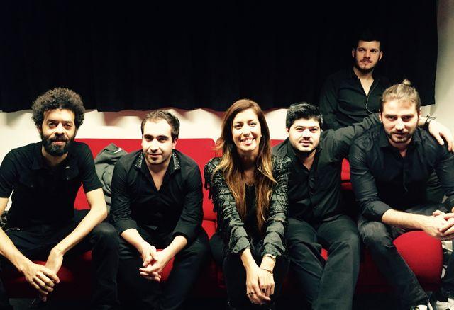 Ana Moura et ses musiciens