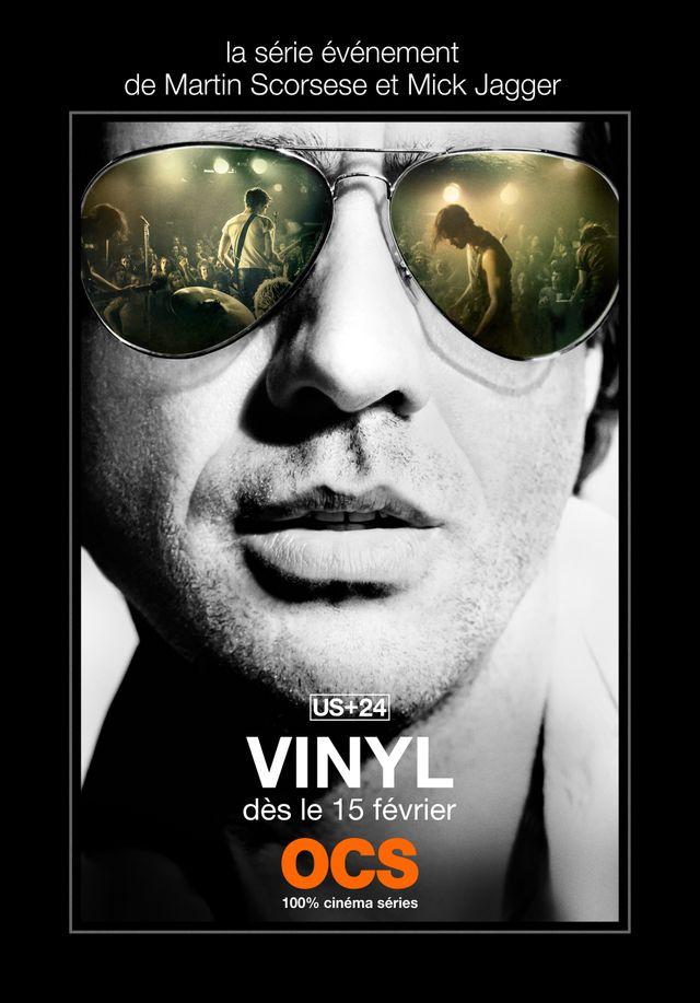 Vinyl sur OCS