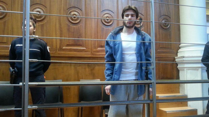 Anthony Draoui, au deuxième jour de son procès en appel
