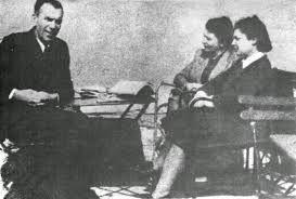 Pietro Tresso et Barbara à Marseille