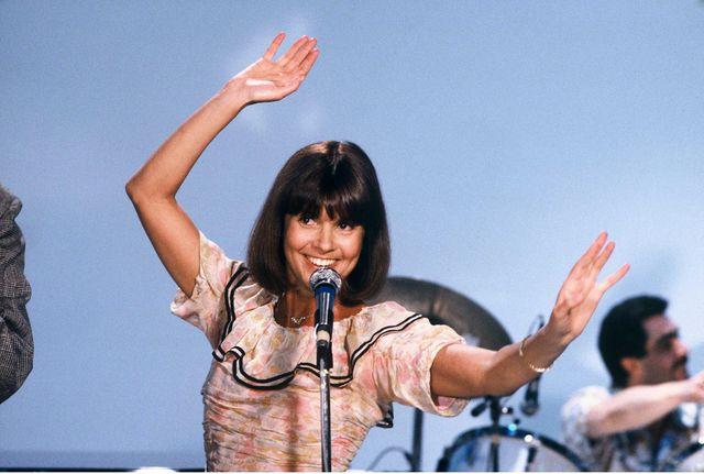 """L'émission """"Chapeau"""" sur TF1, 3 juin 1985"""