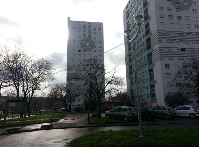A Bonneuil-sur-Marne, avec l'un des 200 quartiers prioritaires pour la politique de la ville