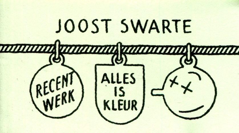 Dessin de Joost Swarte