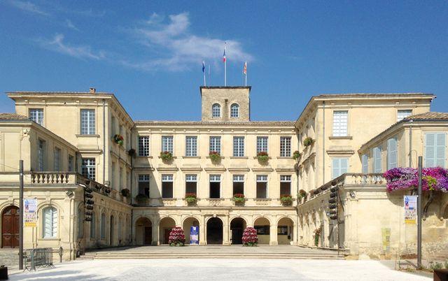 Château de Simiane (Valréas)