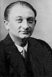 Joseph Roth en 1918