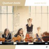 Bohuslav Martinů. pochette Quatuor ZaÏde