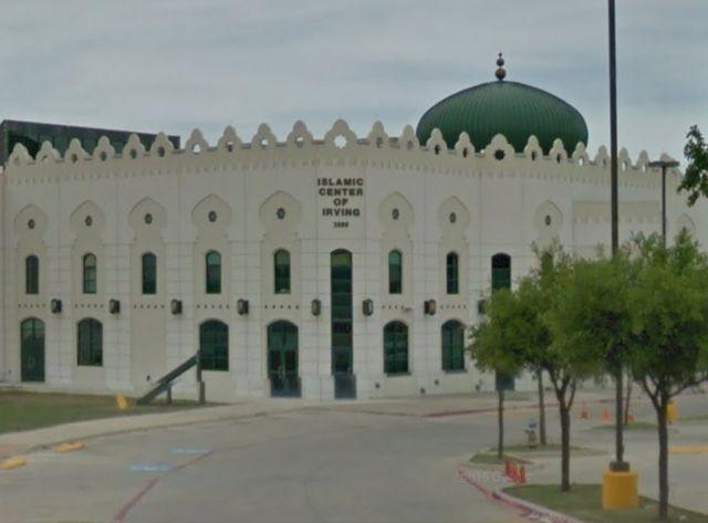 Mosquée d'Irving, Texas