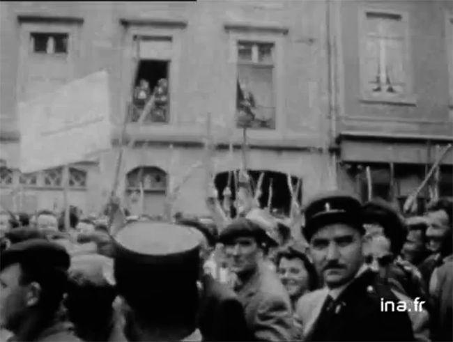 La Révolte des paysans bretons en 1961