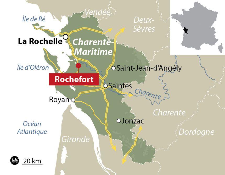 Six adolescents ont été tués dans un accident de car à Rochefort