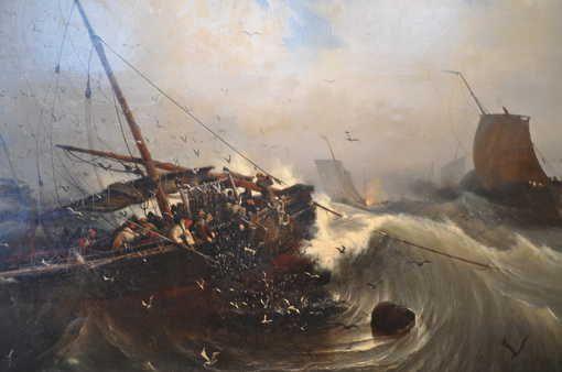 La pêche au hareng