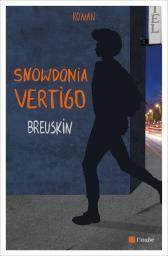 Snowdonia Vertigo, de Breuskin (éditions de l'Aube)