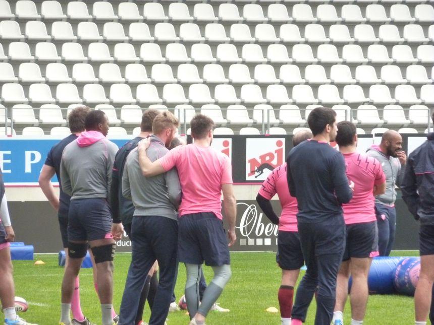 Le Stade Français aura besoin d'une bonne cohésion