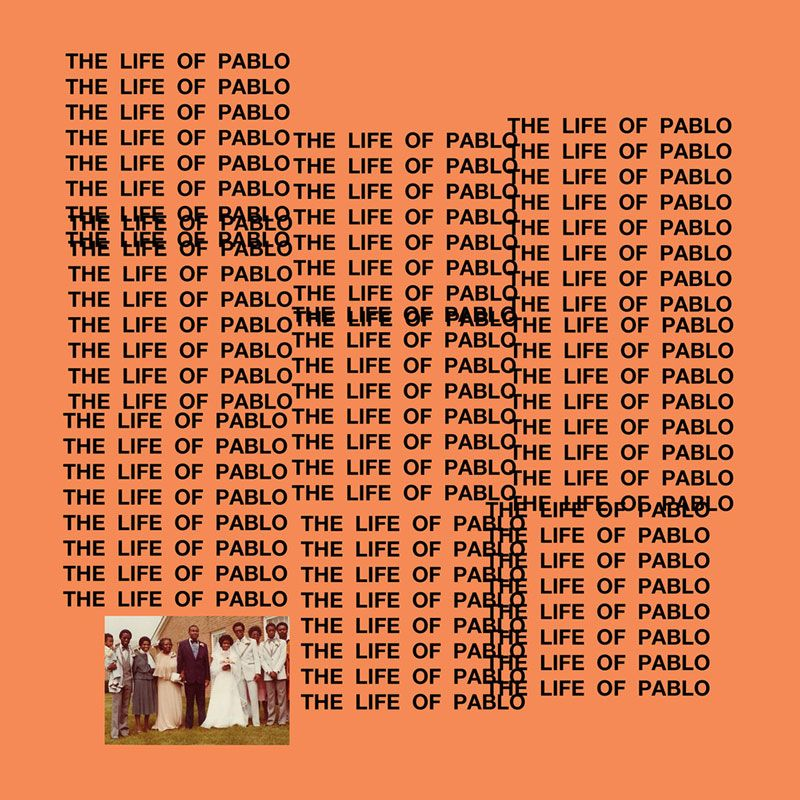 The Life Of Pablo (GOOD – Def Jam)