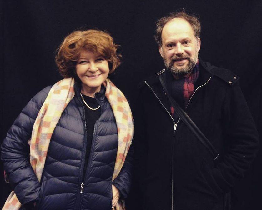Brigitte Jaques Wajeman & Denis Podalydes
