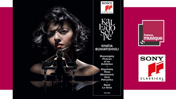 Kaléïdoscope de Khatia Buniatishvili