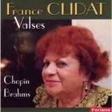 Visuel CD France Clidat Valses