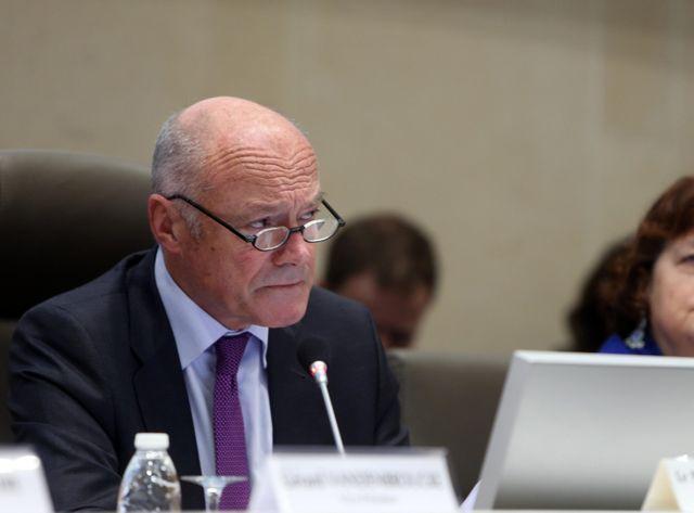 Budget de Poitou-Charentes : Alain Rousset parle de dérive financière