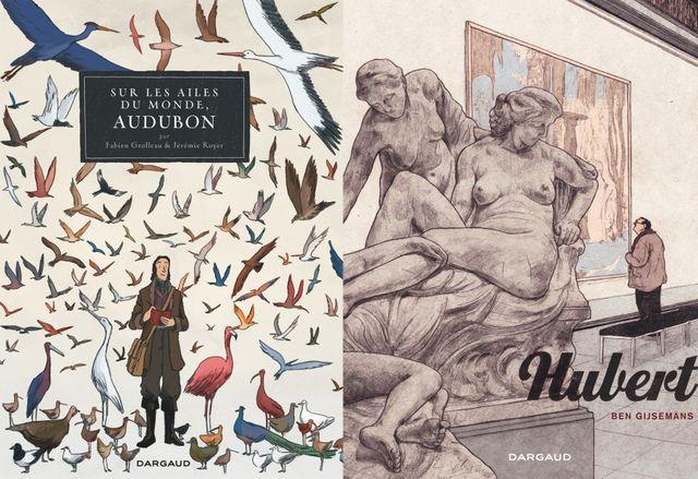 Sur les ailes du monde, Audubon, et Hubert