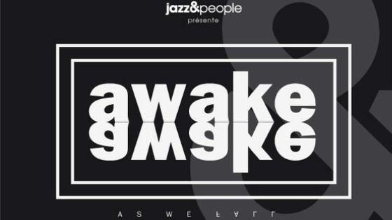Photo - Logo Jazz & People Awake MEA 603*380
