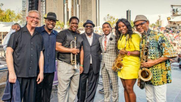 Jazz Trotter : Mack Avenue Superband