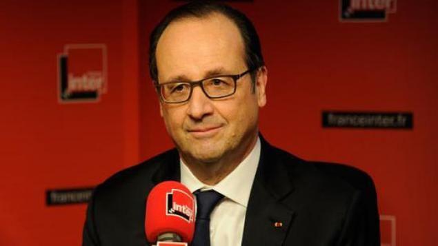 François Hollande invité du 18/20 de Nicolas Demorand