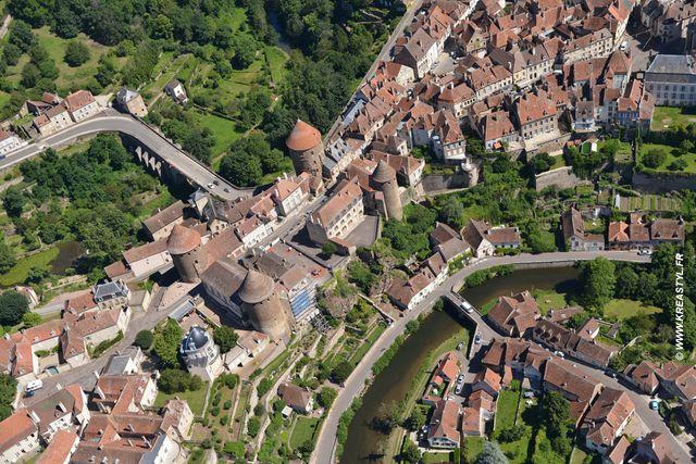 Semur-en-Auxois (Côte d'Or)