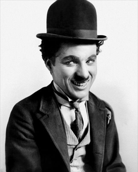 Charlie Chaplin le 11 avril 1915