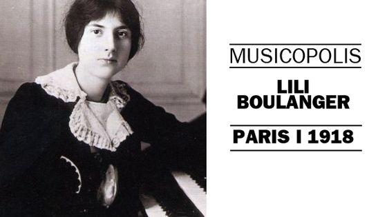 Musicopolis : Lili à Paris mea