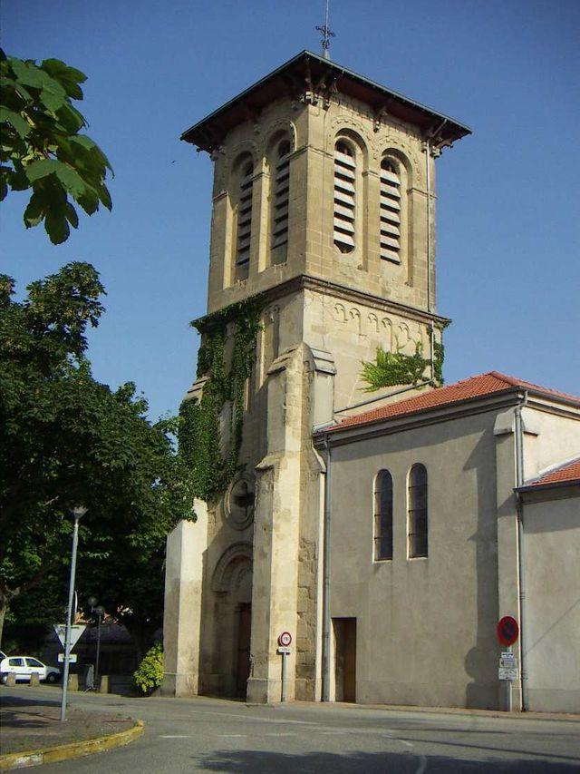 Eglise Saint Marcel Lès Valence