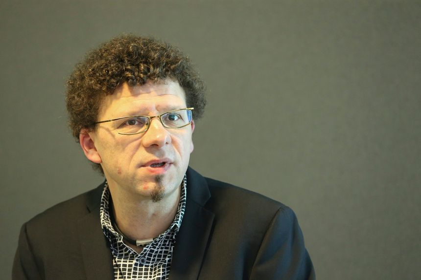 Yves Marignac, directeur de l'ONG anti nuéclaire Wise