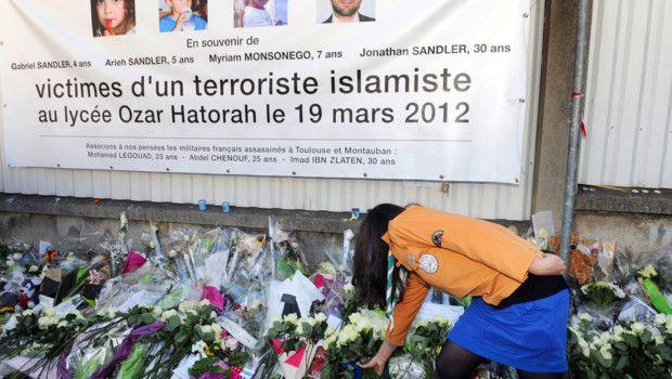 A la mémoire des victimes de Mohamed Merah