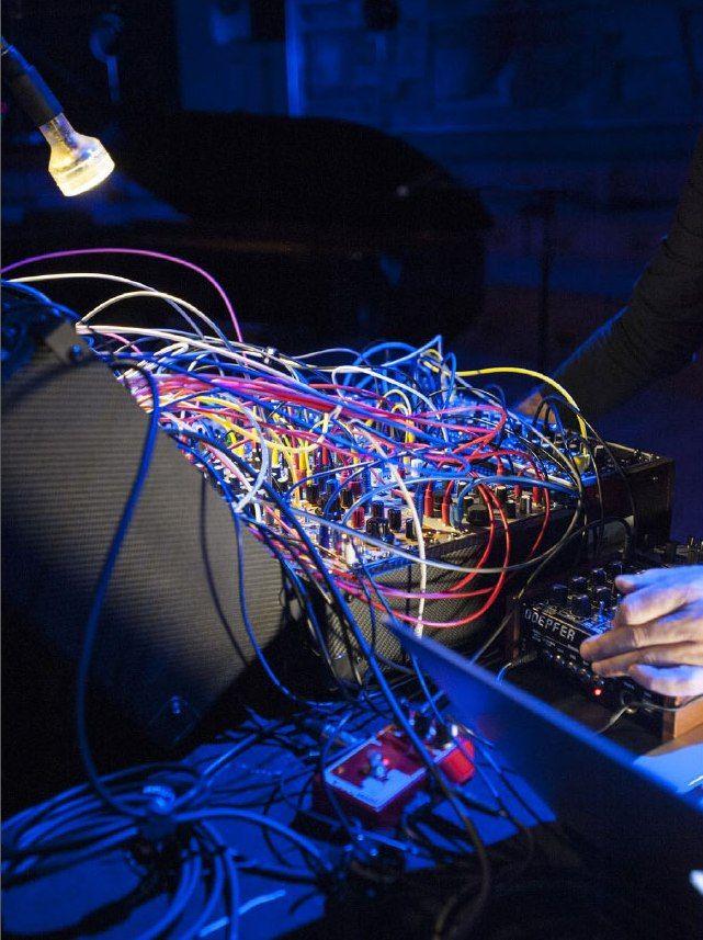 Présences électronique
