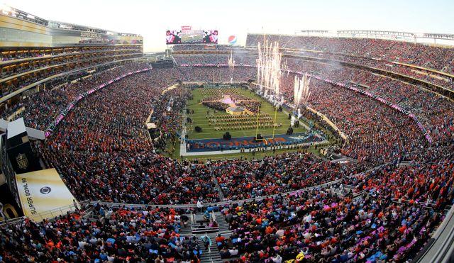 le 50ème Super Bowl a réuni 150 millions de téléspectateurs aux États-Unis