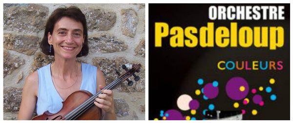 Marianne Rivière - Orchestre Pasdeloup