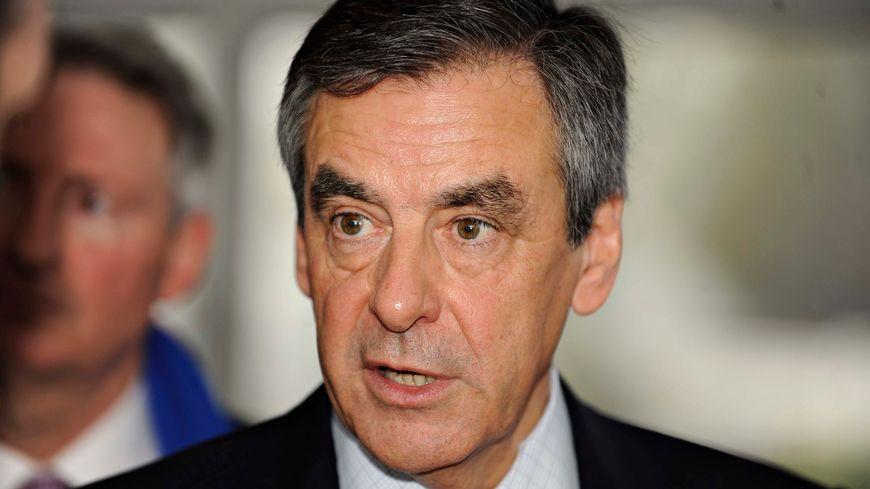 François Fillon est resté un quart d'heure en compagnie des élèves.