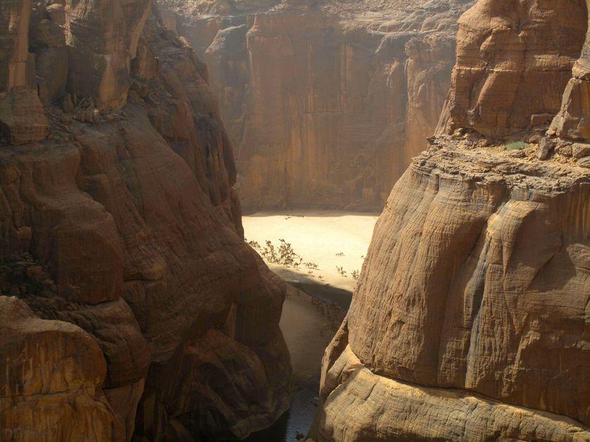 Tchad, Guelta d'Archei