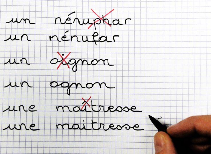 Réforme de l'orthographe ?